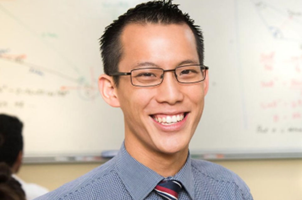 Episode 15: Eddie Woo, maths evangelist, author and YouTube star